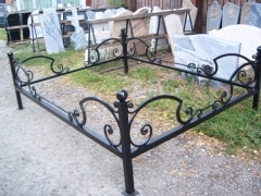 Ритуальная ограда
