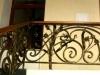 Кованое ограждение лестницы - В соответствии с Kmet