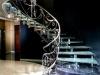 Кованая лестница - В соответствии с Parovoz